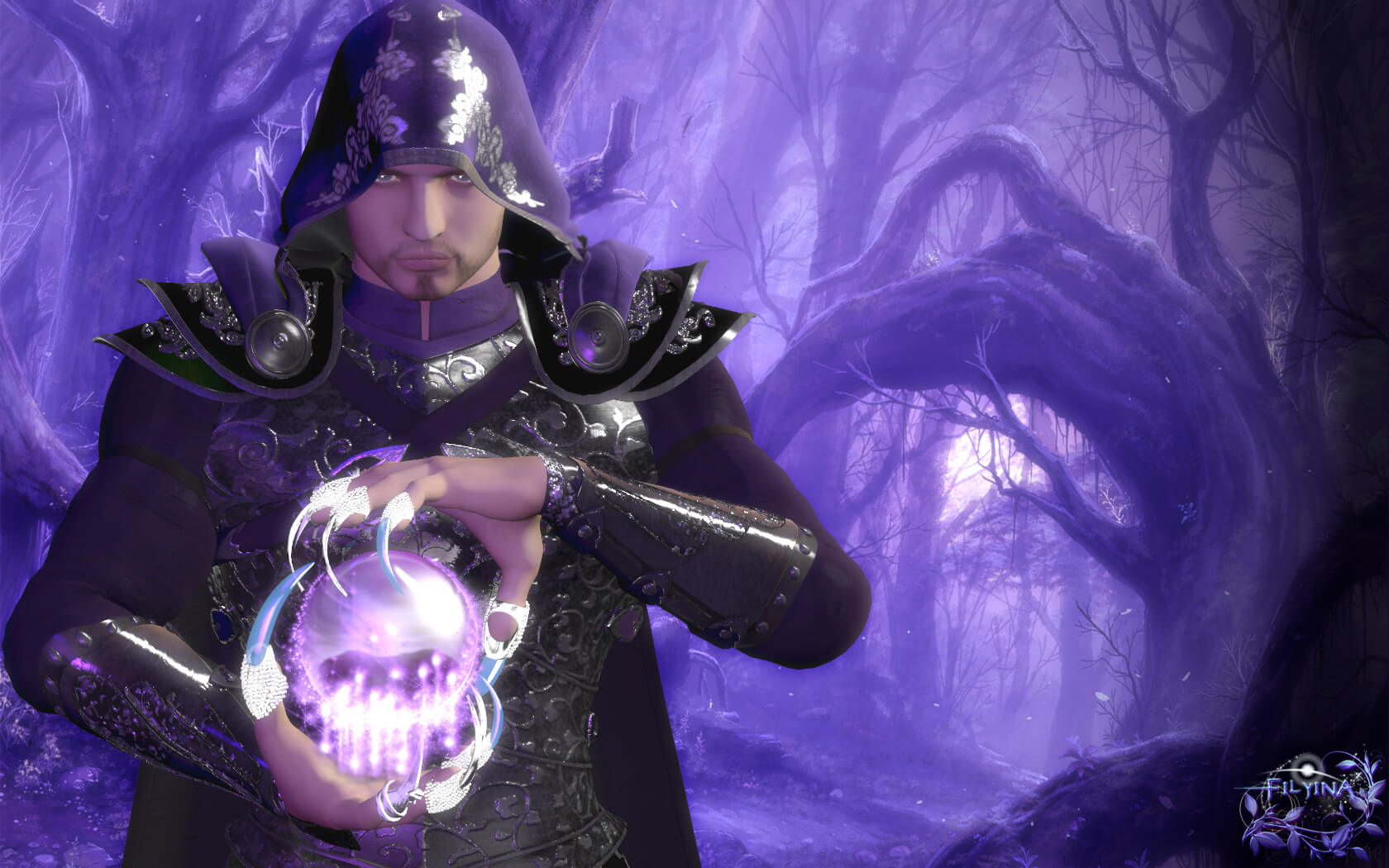 Purple-Mage